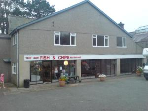 Criccieth Fish & Chip shop