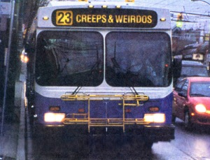 This is my bus