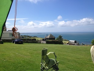 Looking towards Nefyn