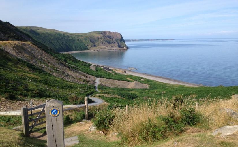 The Walk (Part 3) –Wales Coastal Path2013