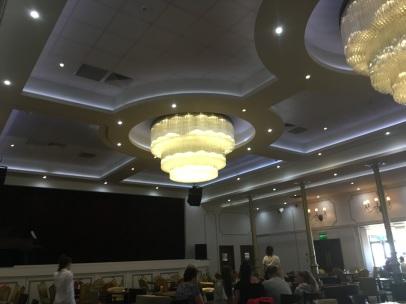Interior of Papas