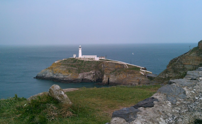 Picture of the Day: South Stack Lighthouse, Anglesey [2011]