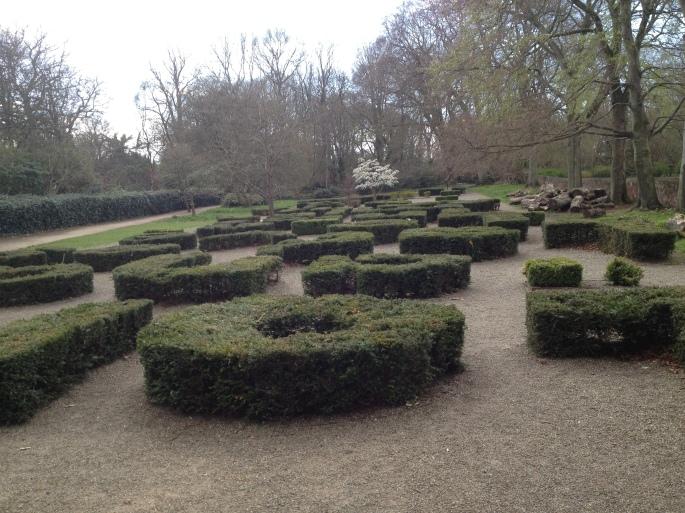 Calderstones Peace Garden